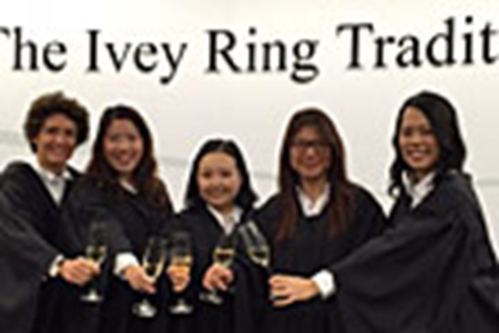 Congratulations to the Ivey Asia Class of 2015