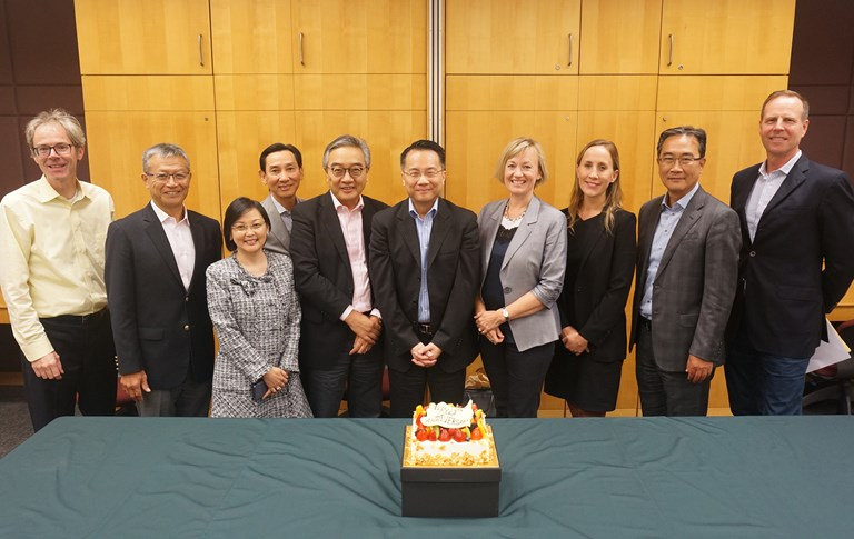 Celebrating 20 years of Ivey in Asia